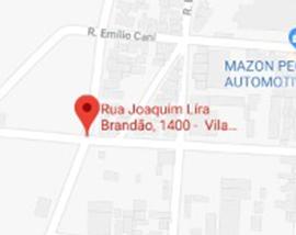 Mapa de contato Baurufer Botucatu